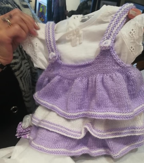 local handmade baby clothes