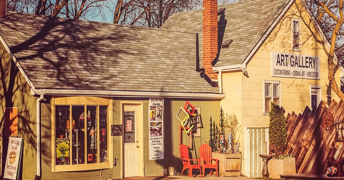 3 Mill Street, Milton, Ontario L9T 1R7 - The Gallery Upstairs