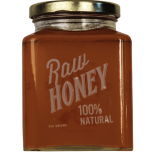 Raw local Honey
