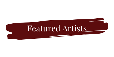 Featured Artist page logo - The Gallery Upstairs