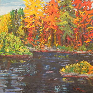 Algonquin Moments - Pat McGoey
