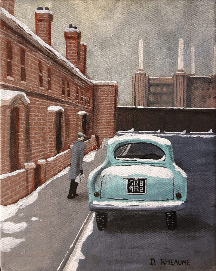 Battersea Morning - Dave Rheaume