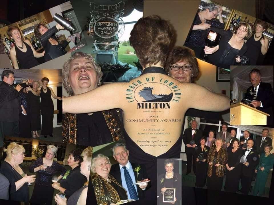 Milton Chamber of Commerce Community Awards 2004