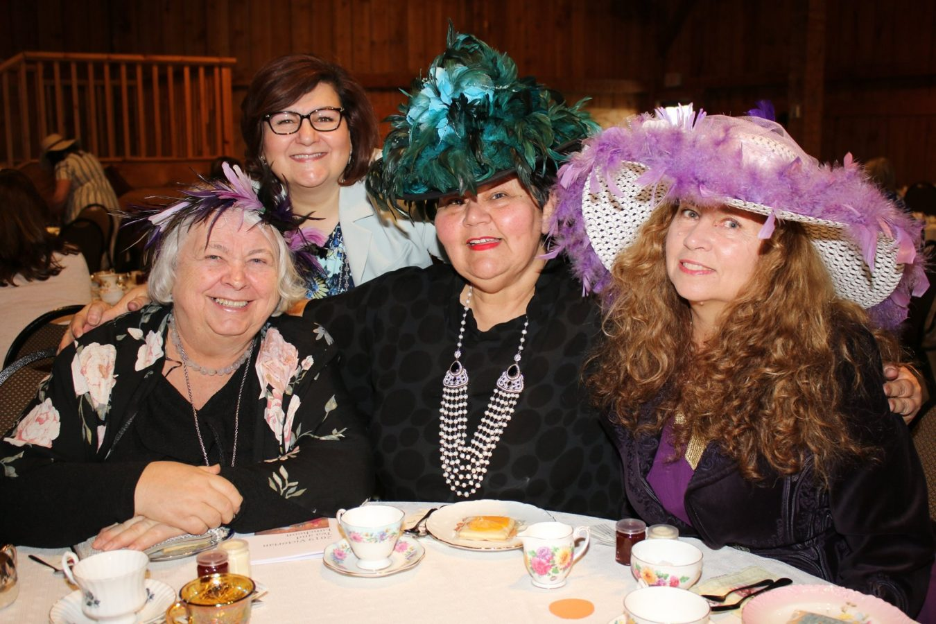 Hedi and Friends_Victorian Tea Lunch_May 2019