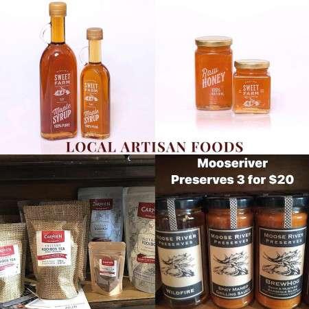 Local Artisan Foods