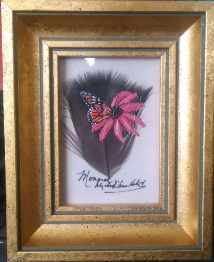 Monarch Butterfly - Betty Hebert
