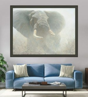 Robert Bateman - Tembo with Furniture