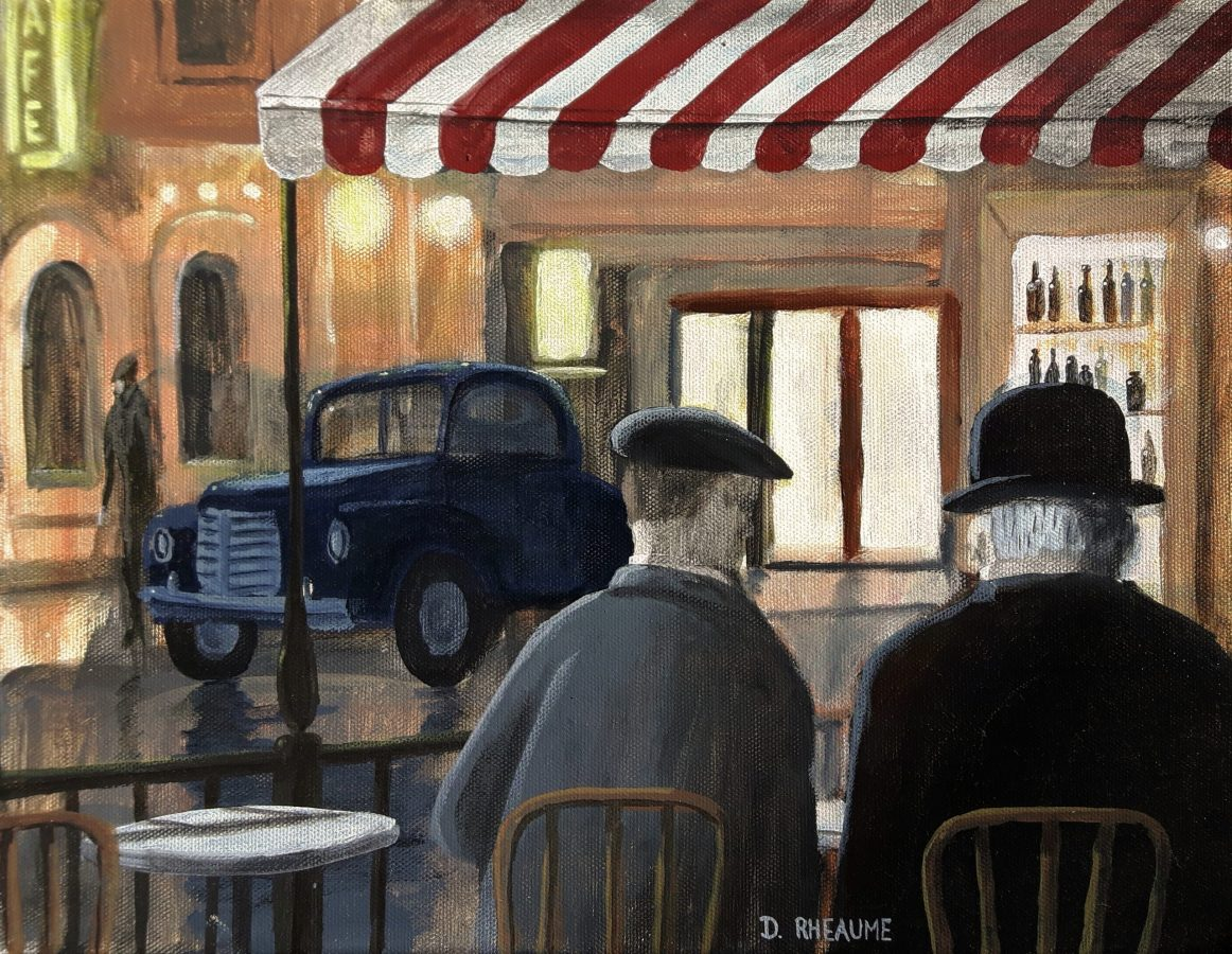The Meeting - Dave Rheaume