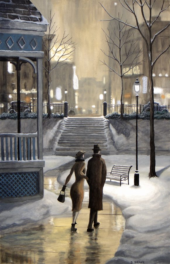 The Shortcut - Dave Rheaume