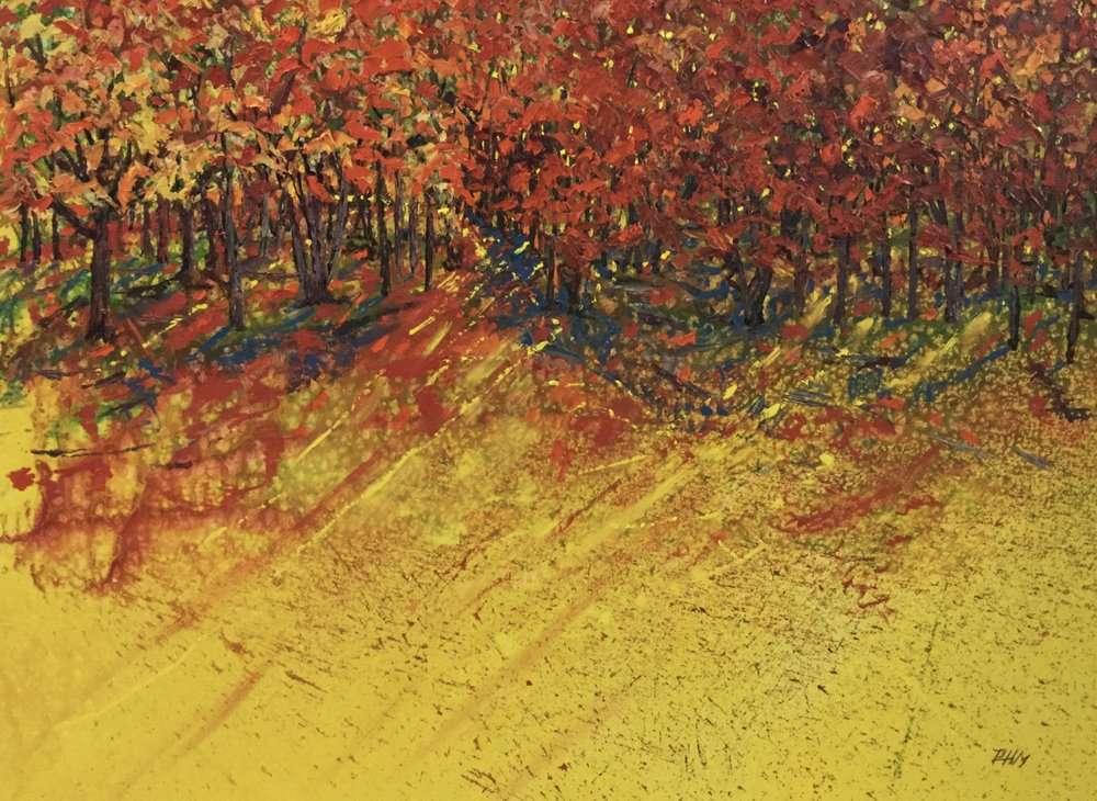 Yellow Notes - Pat McGoey