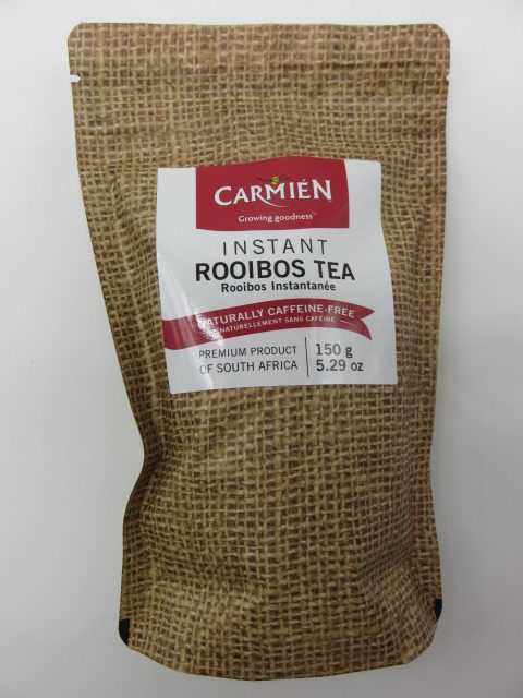 150g Front - Instant Rooibos Tea