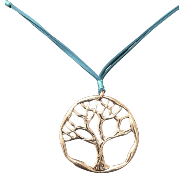 Tree of Life Rope Necklace