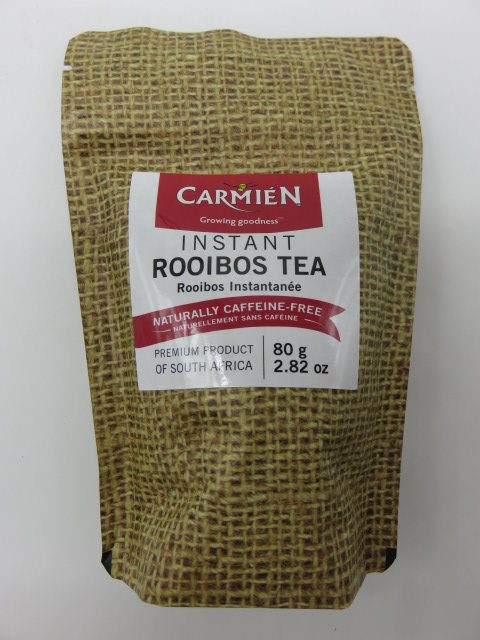 80g Front Instant Rooibos tea