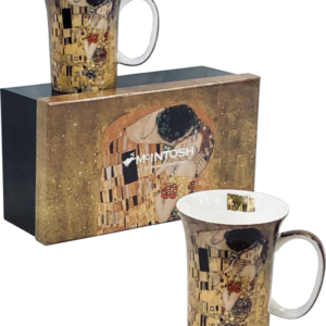 Klimt The Kiss Mugs Set of 2