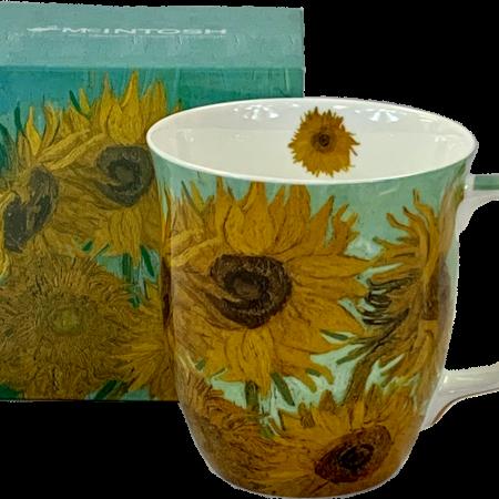 Van Gogh Sunflowers Java Mug