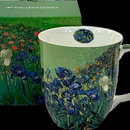 Van Gogh Irises Java Mugs