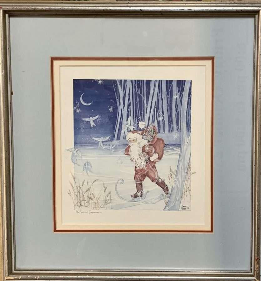Frances Tyrrell original artwork copyright