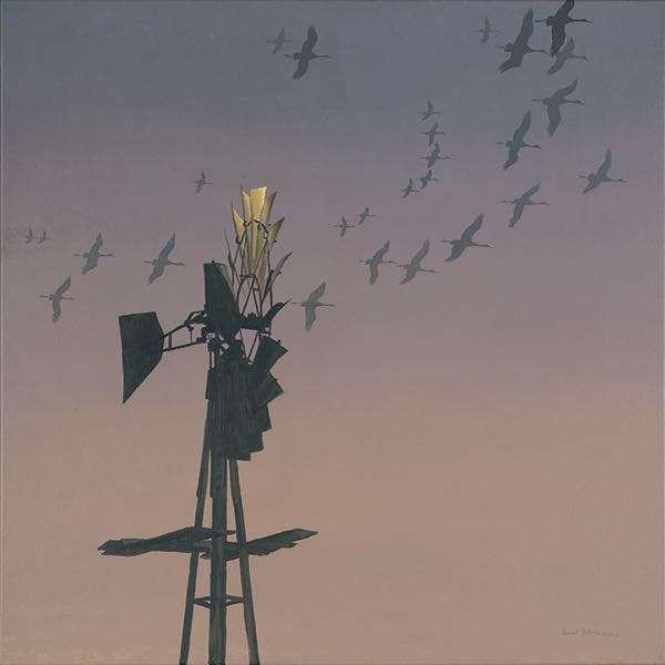 Windtalkers by Robert Bateman