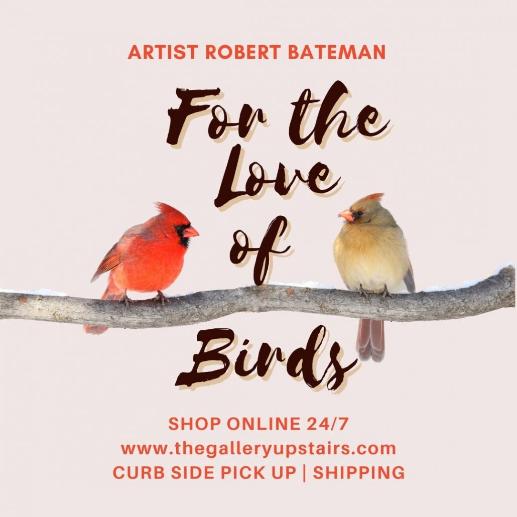 For the Love of Birds by Robert Bateman