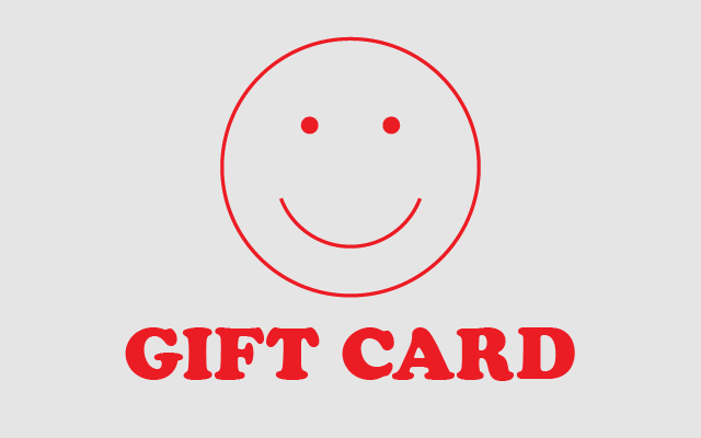 Gift Card for The Gallery Upstairs