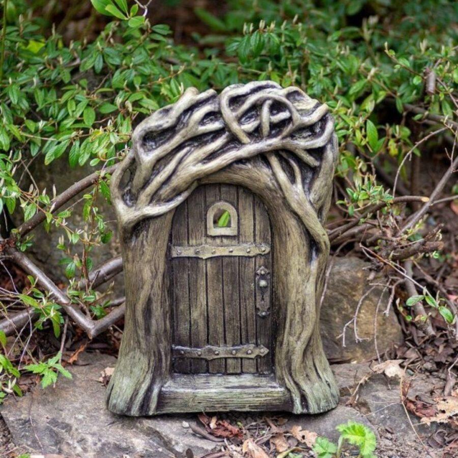 Fairy door from Castart Studios Collection at The Gallery Upstairs