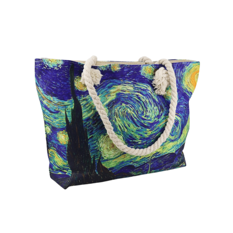 Vincent Van Gogh Starry Night shoulder bag