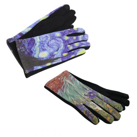 Vincent Van Gogh gloves