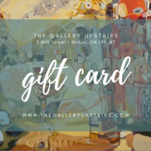 Gift Card for The Gallery Upstairs - Tina Newlove