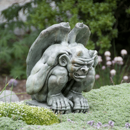 Giddian Gargoyle garden statue Castart Studios Collection