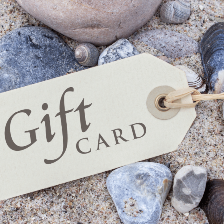 Gift Cards from The Gallery Upstairs