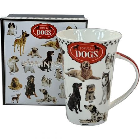 Popular Dogs Mug
