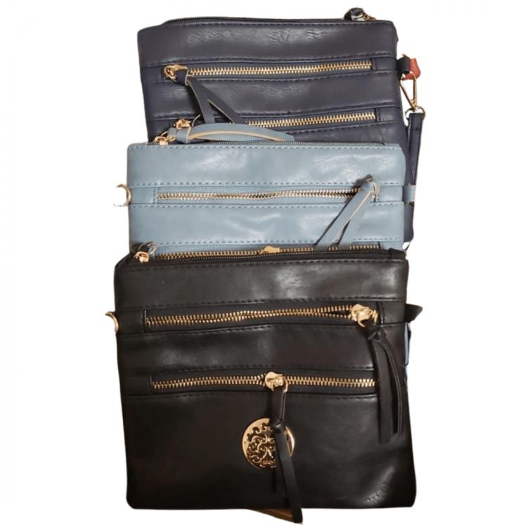 dark colour cross body purse colours